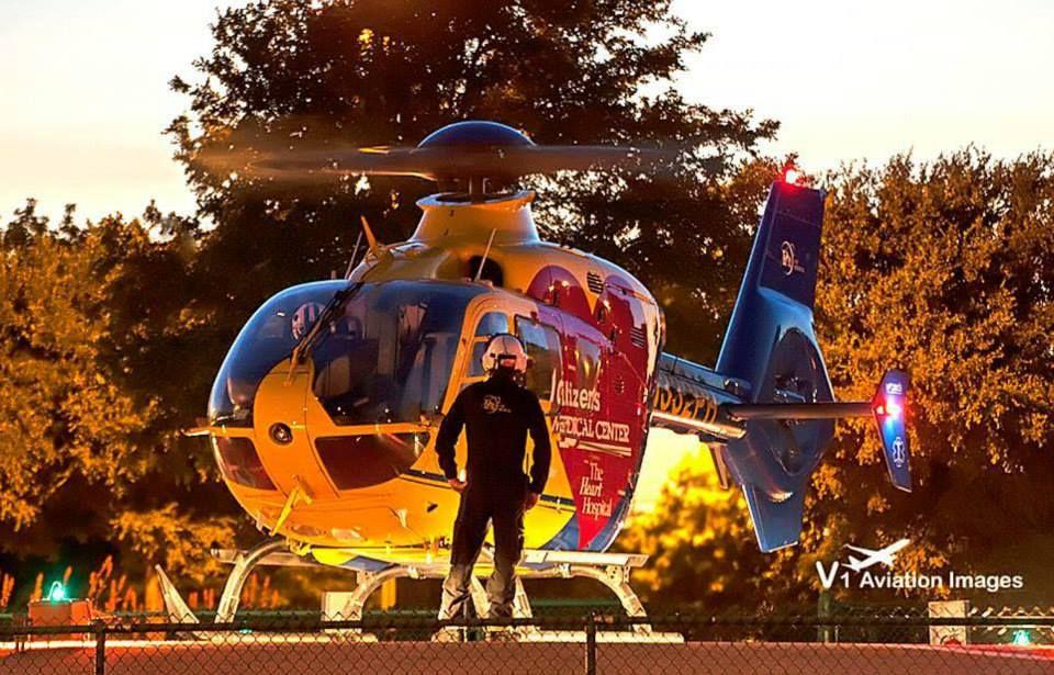 PHI Air Medical on Aviation image, Flight paramedic