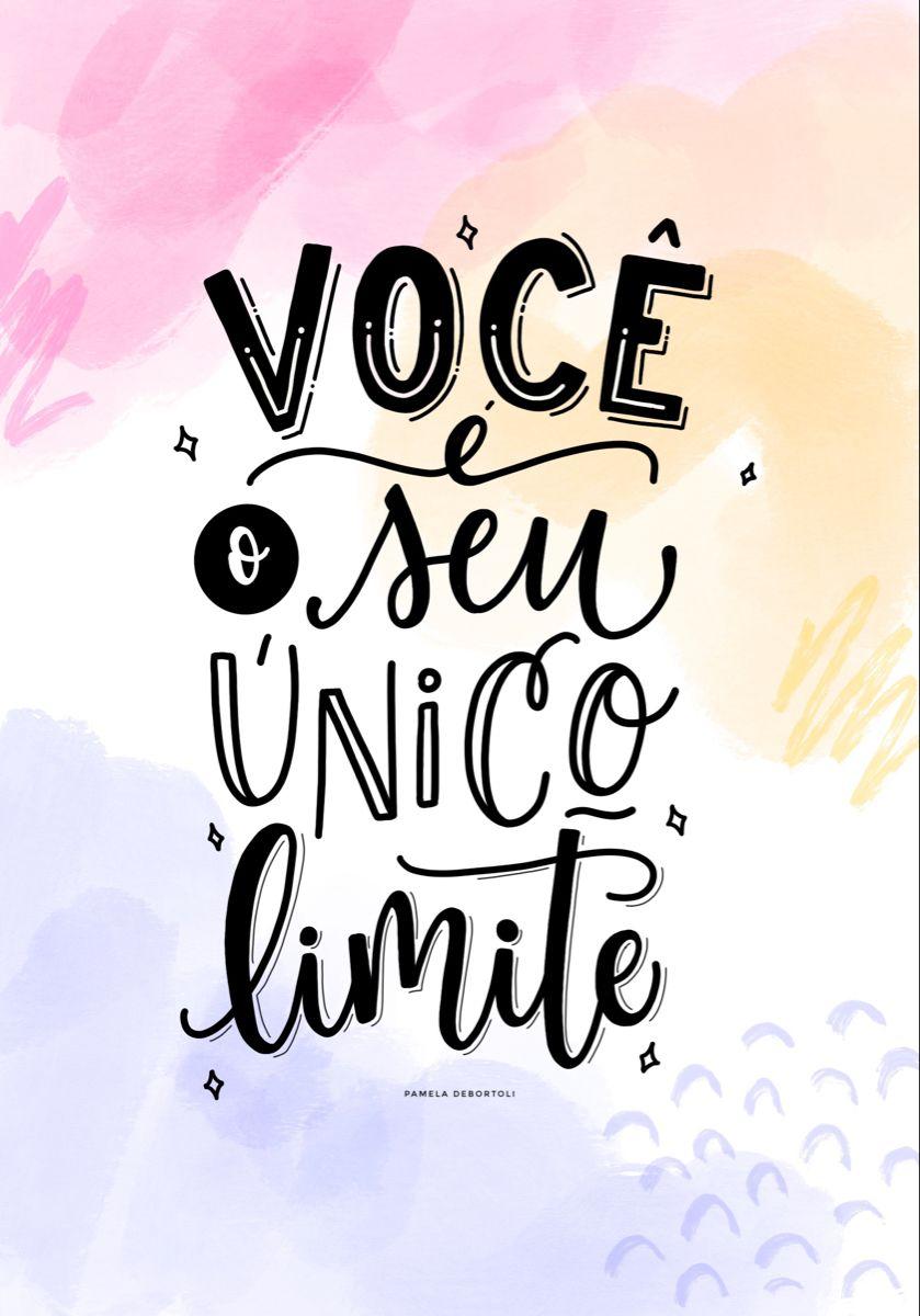 Não se limite, você consegue tudo o que quiser!
