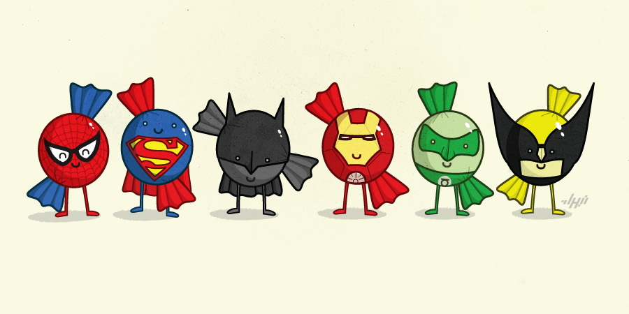 Super Treats by *NaBHaN on deviantART
