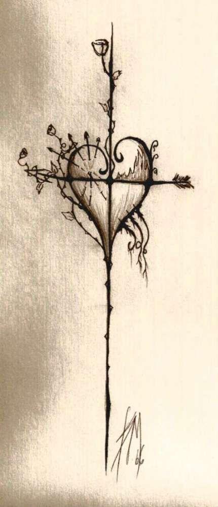 Tattoo Compass Map Heart 34+ Ideas #tattoo