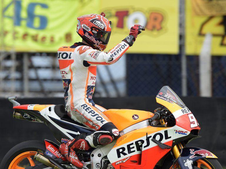 Marc Marquez wins Argentina GP