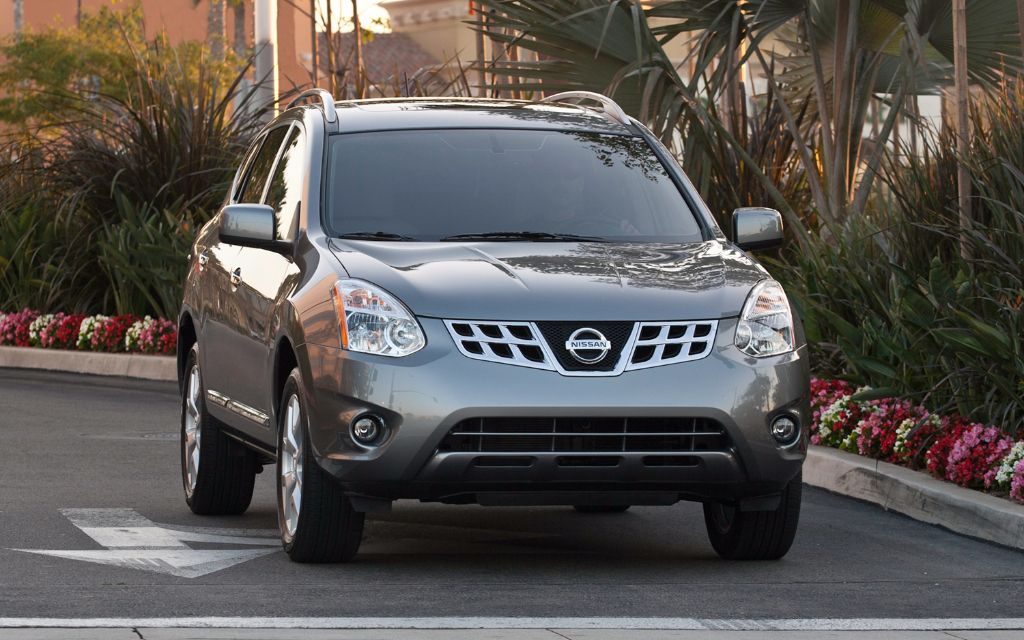 2012 Nissan Rogue Review Specs, Price & Pictures