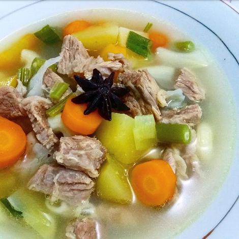 Resep Sop Daging Rempah Oleh Mega Nov Resep Resep Resep Masakan Makanan Dan Minuman