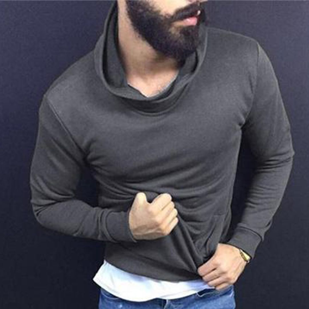 how to measure sleeve length for hoodie