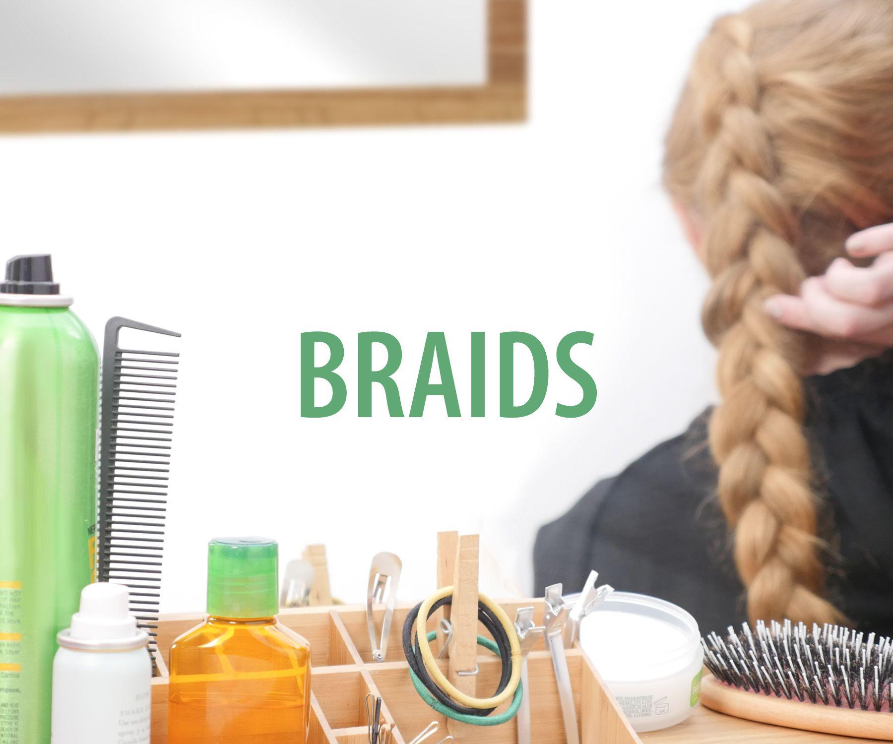 How to braid your hair braiding your own hair braids