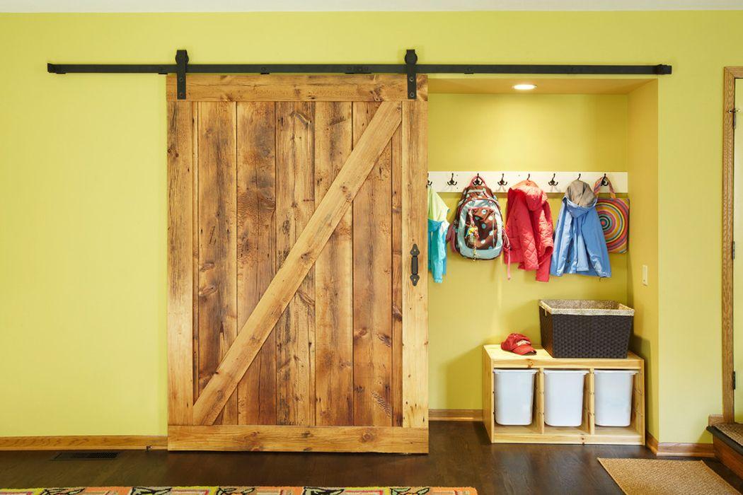 Porte Coulissante Design Créant Des Ambiances Dintérieur Diverses - Porte placard coulissante avec porte intérieure seule