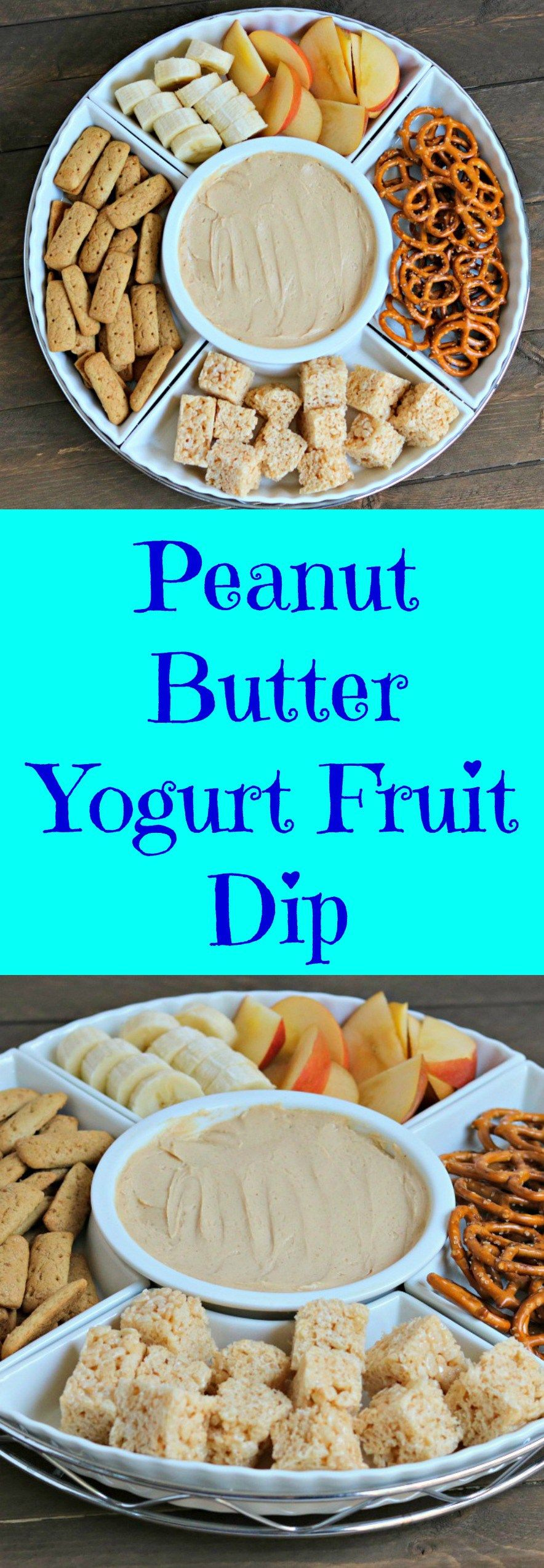 peanut butter yogurt fruit dip + a free back to school book offer! #ad #SamsClubBTS, #StartSchoolLikeAChampion #Pmedia @ricekrispiesusa @jifpeanutbutter @samsclub
