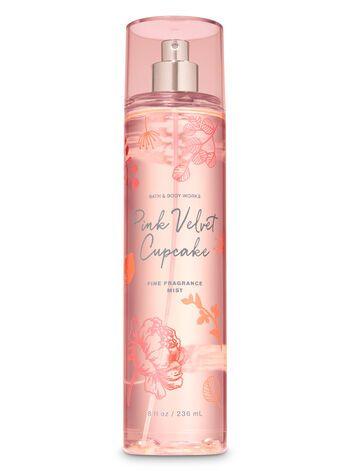 Pink Velvet Cupcake Fine Fragrance Mist | Bath & Body Works