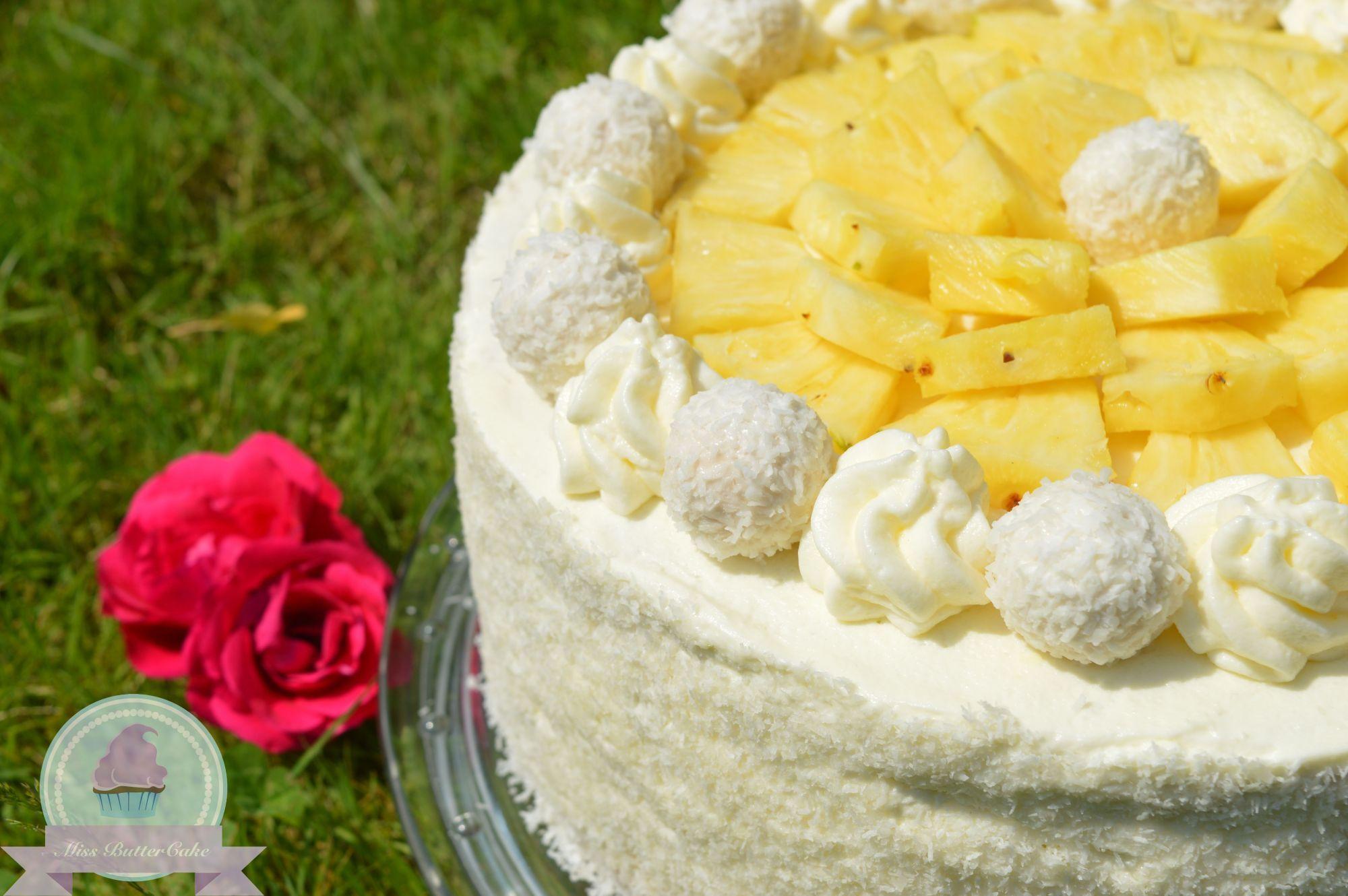 Raffaello Torte Schokolade Torten Kuchen Rezept Pies Cake