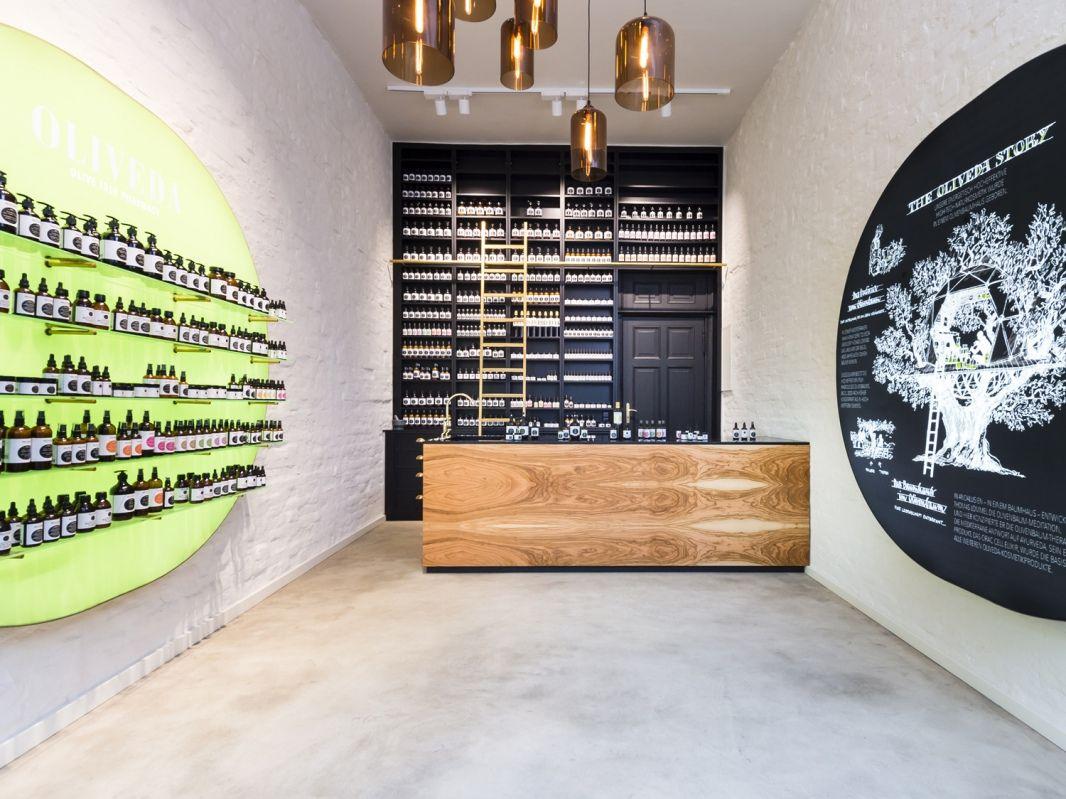 OLIVEDA // Flagship Store Berlin