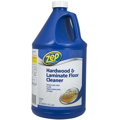 Zep Commercial 1 Gal Hardwood Laminate Floor Cleaner Lowes