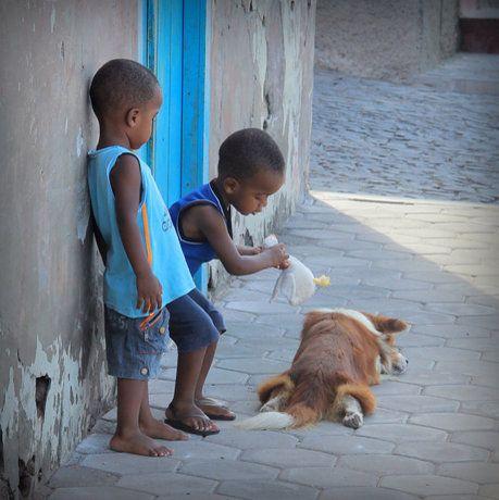 #Child of the world#KAAPVERDE