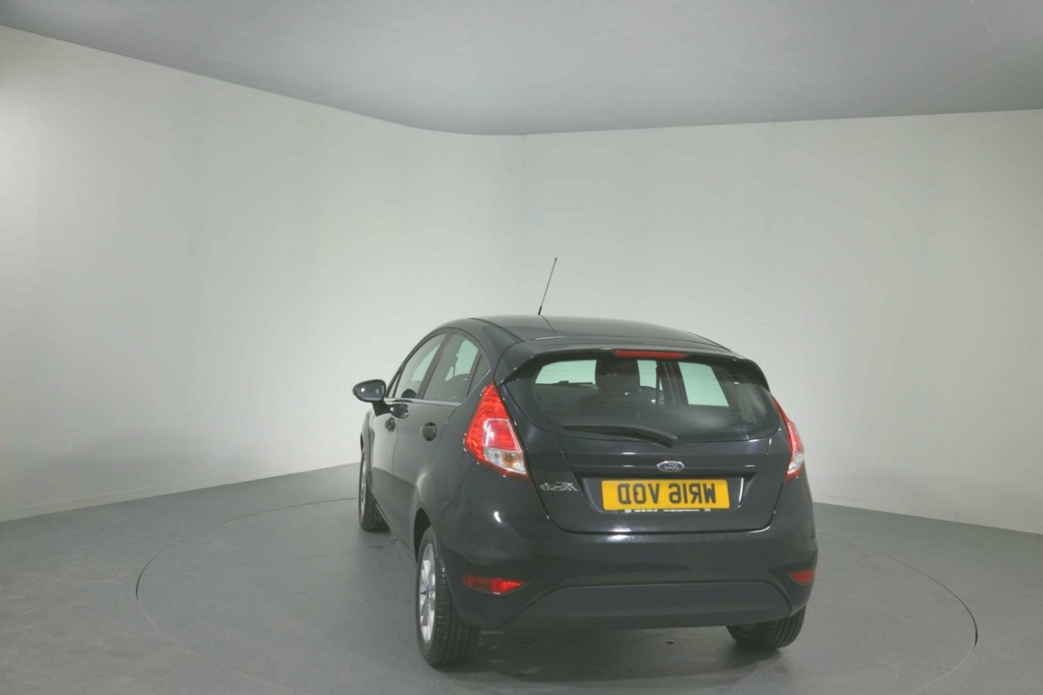 Ford Fiesta 125 Zetec 5dr For Sale Fiestas Ford