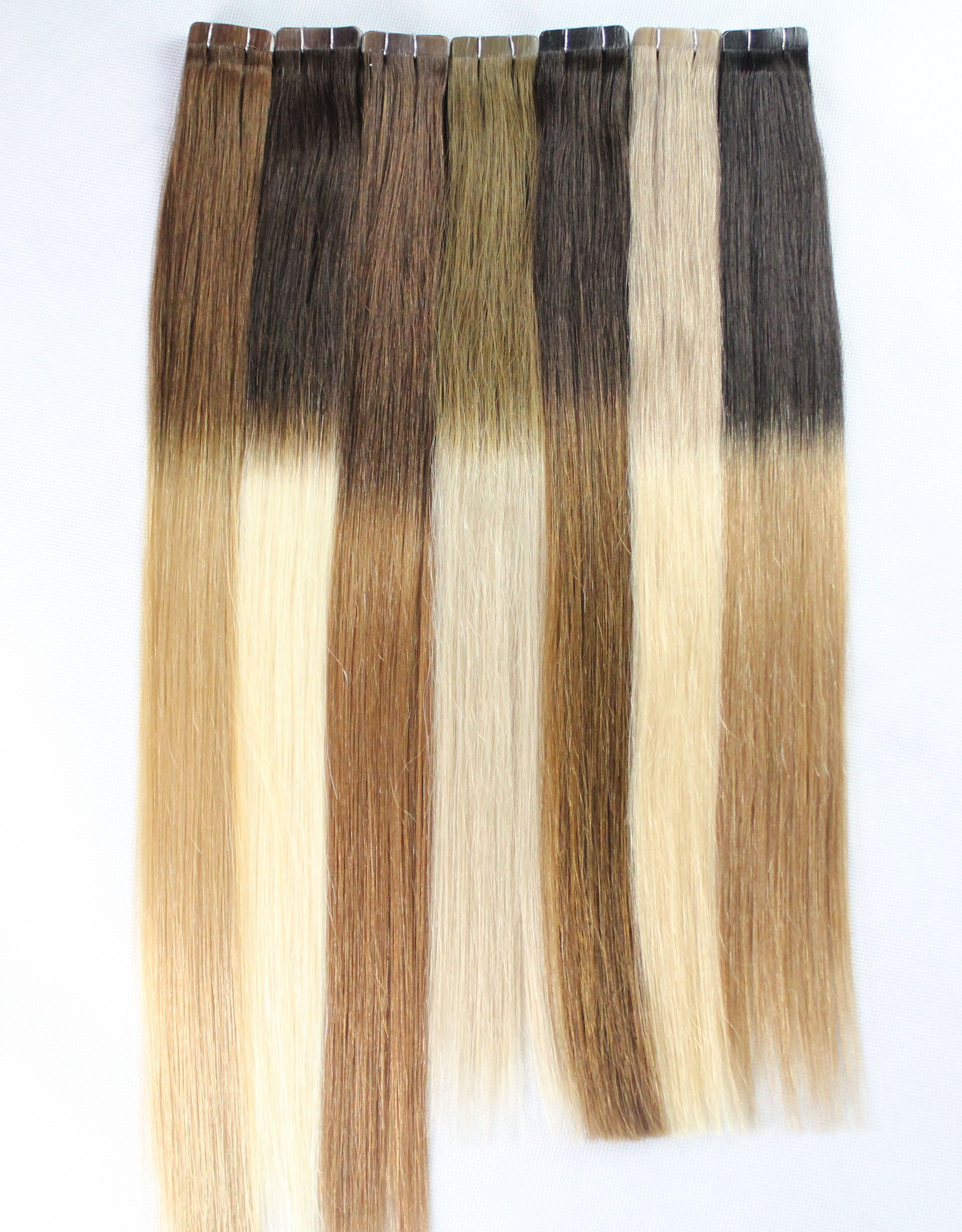 Tyhermenlisa Ombre Tape Hair Extensions My Pinterest Likes
