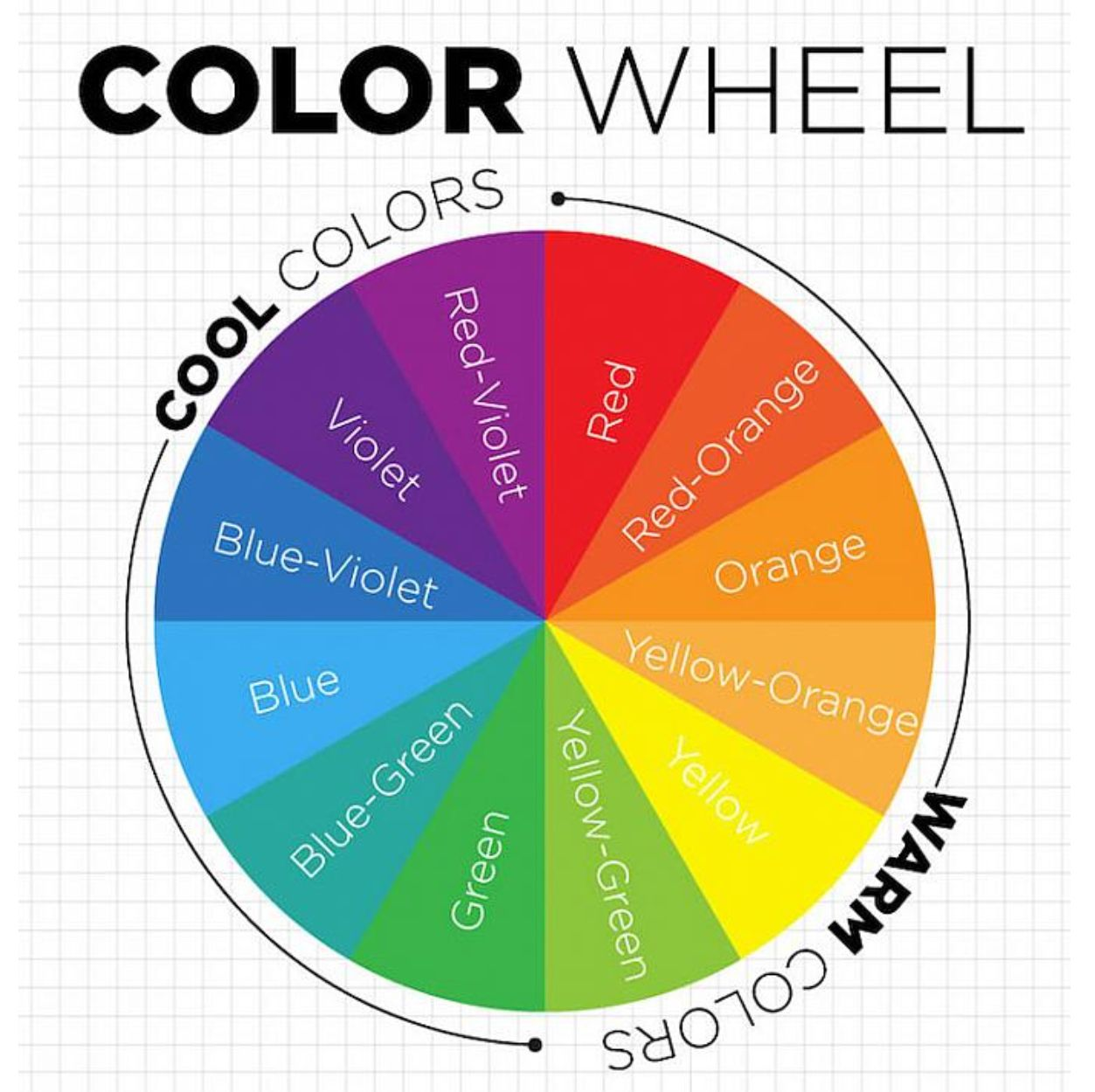 Pin By Saida Rojas On Alpha 1 Lookbook Color Wheel Art Color