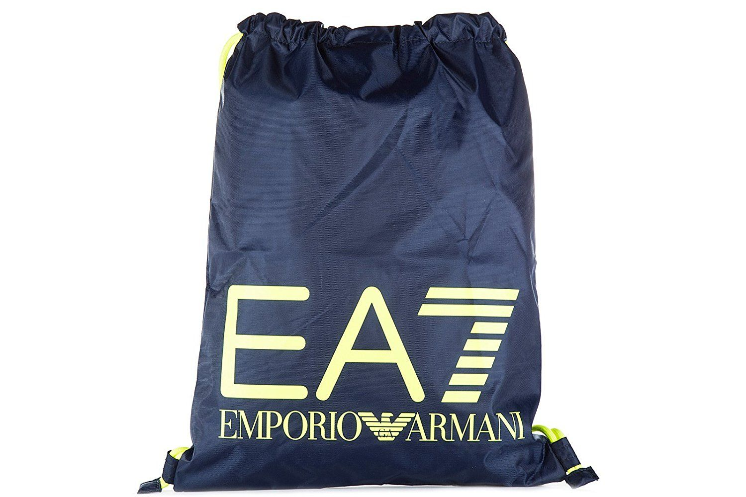 Emporio Armani EA7 men s Nylon rucksack backpack travel train big logo blu  Sale 50%. Now only  105.95 918fdc127d090