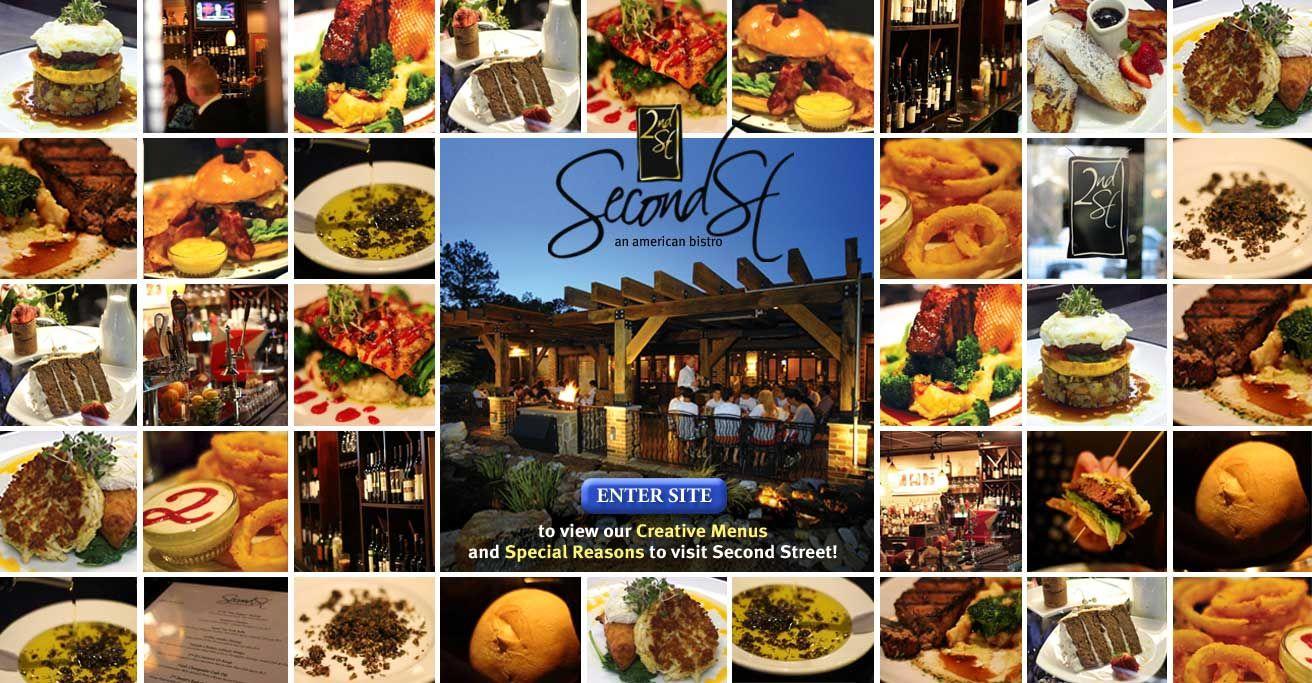 Second Street Restaurant An American Bistro In Williamsburg