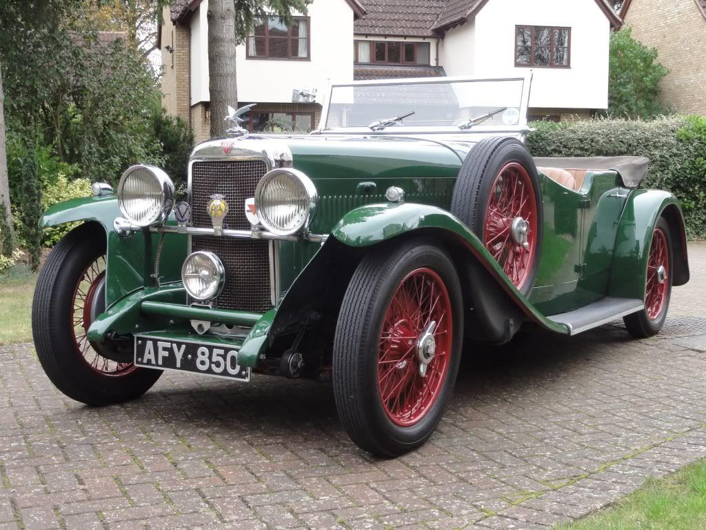 1934 Alvis Firefly | Cars - Old Classics | Pinterest | Fireflies ...