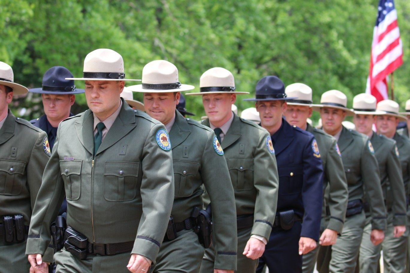 State Park Ranger Academy Graduation Park Ranger Us Park State Parks