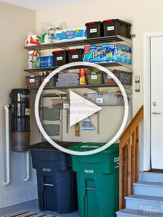 Need organization ideas for all the outdoor gear These mindblowing garage storage solutions will have your garage tidy in no time