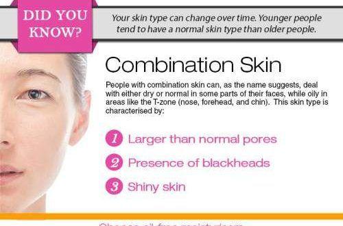Autumn Skincare Tips – Infographic Portal
