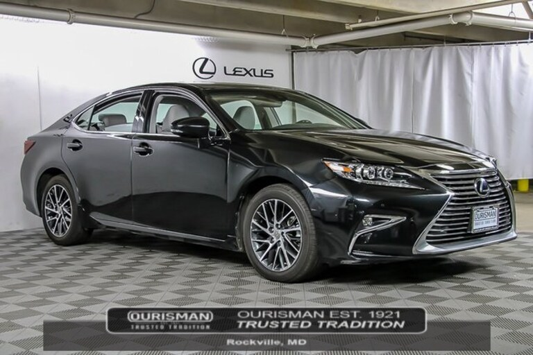 Used 2017 Lexus Es 350 For Sale At Ourisman Lexus Of Rockville Vin 58abk1gg2hu052301 In 2020 Lexus Lexus Es Lexus Rx 350
