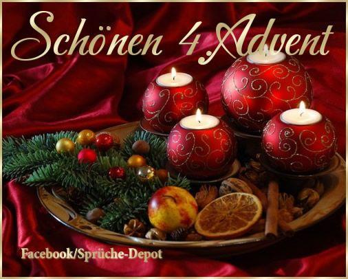 Pin Auf 4 Advent