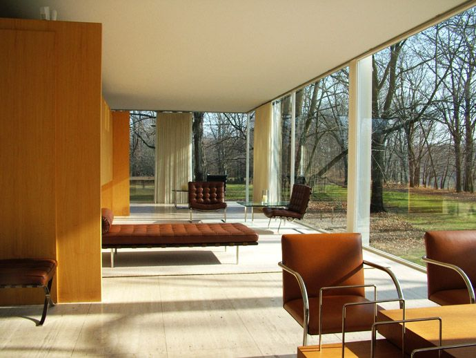 Farnsworth House: An Amazing House by Mies Van der Rohe | My Back ...