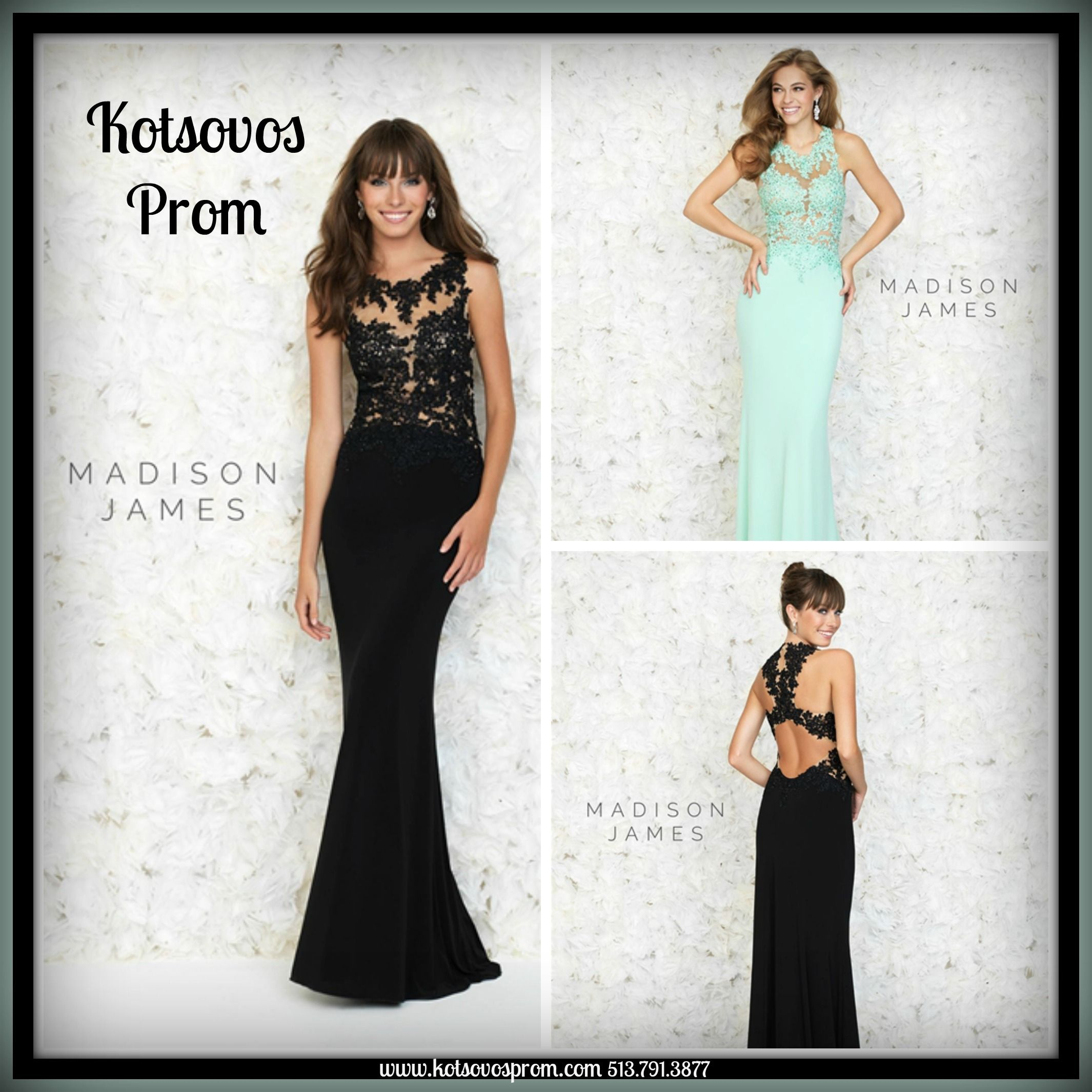 28358ca818 This captivating dress will bewitch everyone at the prom. Coming soon to  Kotsovos in Cincinnati