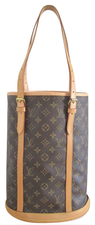 08cb6a1cb1e0 Louis Vuitton Bucket Gm Shoulder Bag. Get one of the hottest styles of the  season! The Louis Vuitton Bucket Gm Shoulder Bag is a top 10 member  favorite on ...