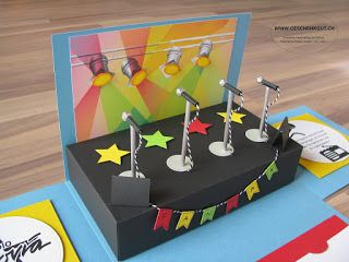berraschungsbox explosionsbox konzerttickets konzertkarten openairbesuch pop up cards. Black Bedroom Furniture Sets. Home Design Ideas