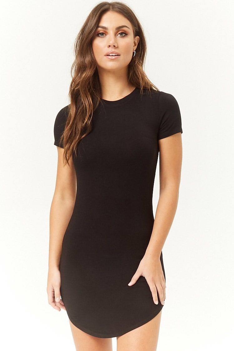 b4ee2db7f11a Product Name:Bodycon T-Shirt Dress, Category:dress, Price:10.9 ...