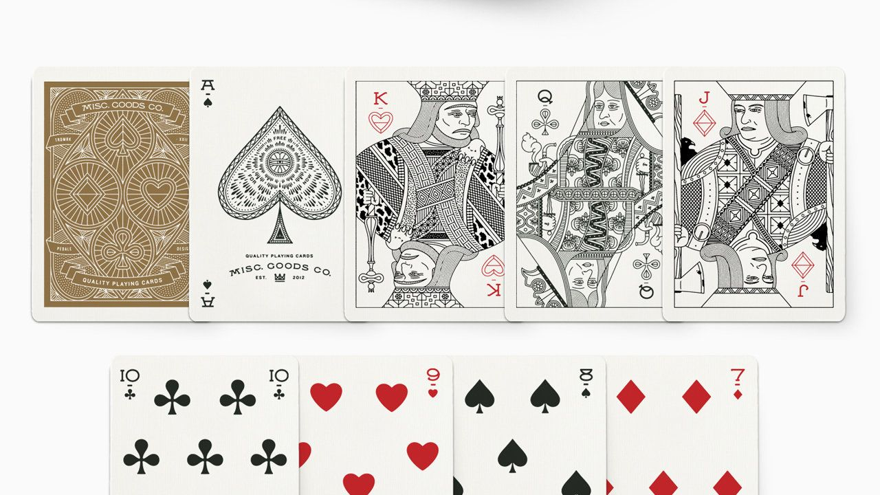 Just The Most Beautiful Deck Of Cards We Ve Ever Seen Playing