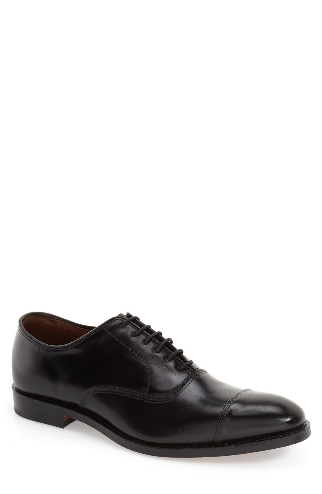 Allen Edmonds Park Avenue Oxford Men Nordstrom In 2021 Oxford Shoes Black Mens Oxfords Dress Shoes Men [ 1687 x 1100 Pixel ]