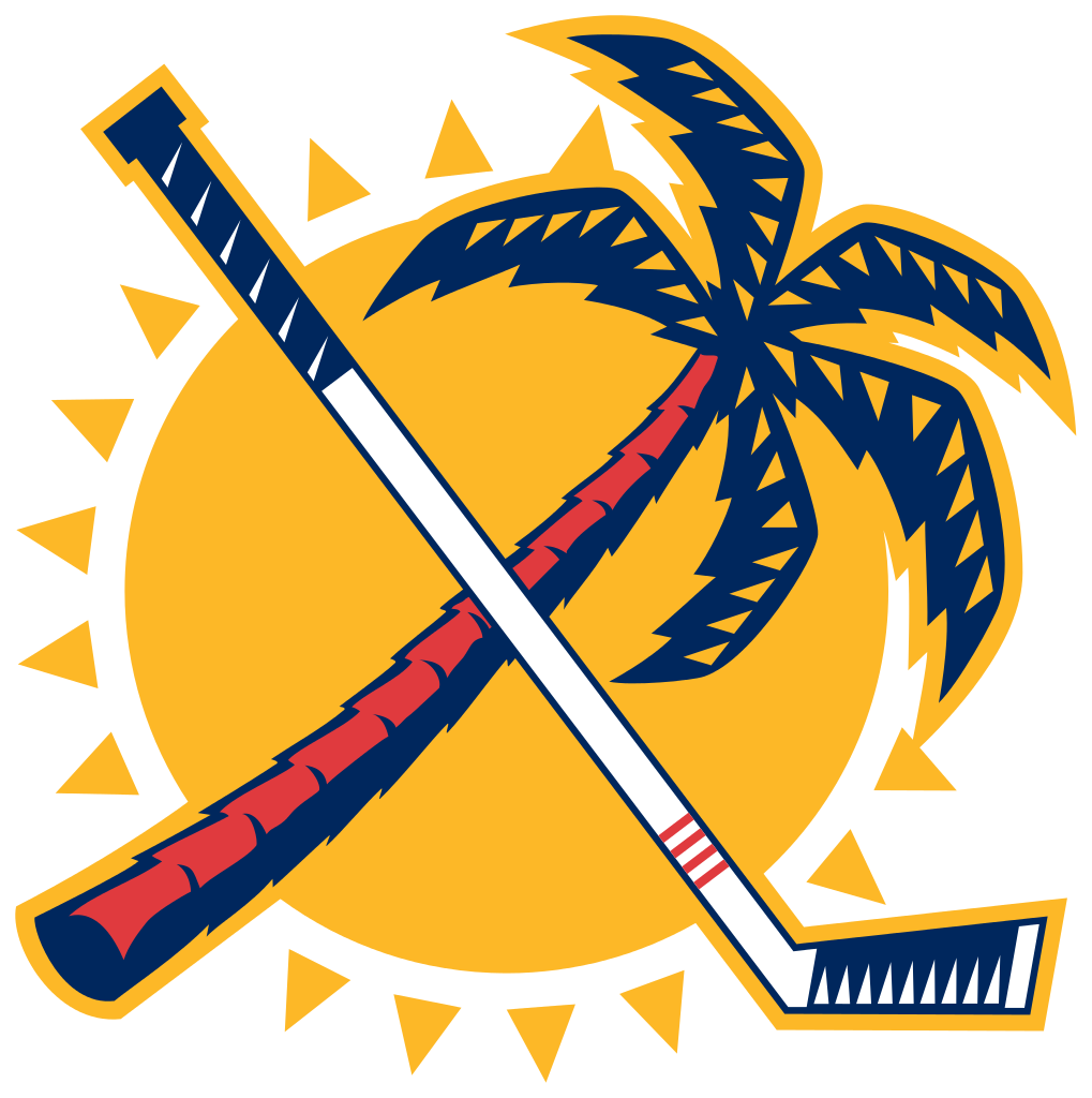 Alternate Panthers Logo One Under The Sun Florida Panthers Florida Panthers Hockey Panthers Hockey