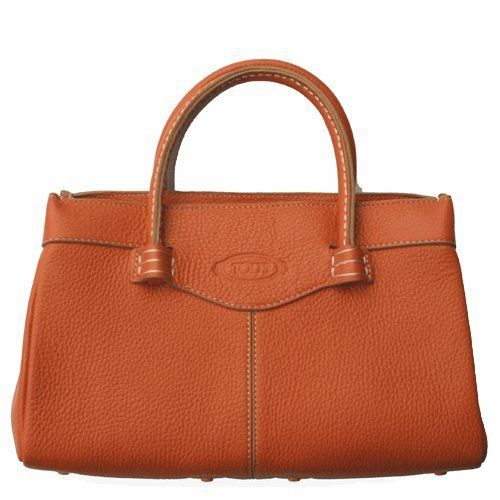 JP Tod s Mocassino Small Tote Bag Classic Orange Deerskin Leather JP Tod s.   549.00. Save 56%! 783752d168143