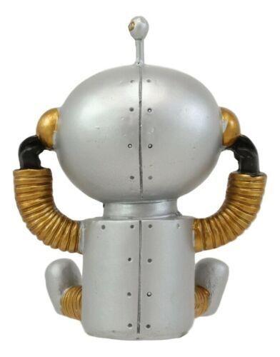 Furrybones Gadget The Skeleton Retro Robot Costume Monster Collectible Figurine