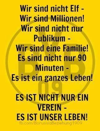 Wir sind nicht Elf – BVB 09 Borussia Dortmund