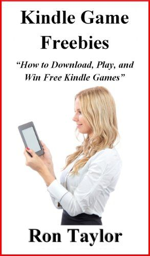 Kindle Game Freebies: How To Download, Play, and Win Free