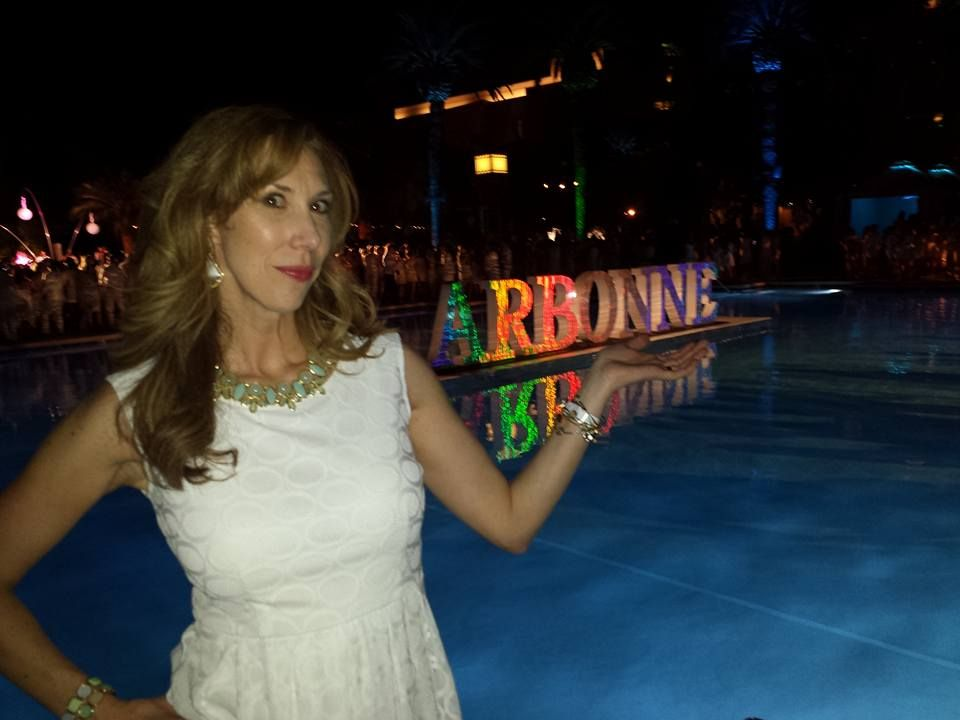 "So blessed to be spoiled rotten by Arbonne. This was taken at the invitation only Pure Vibe party in Vegas 2016.   Arbonne pulls out all stops to reward you for simply doing the ""do"". It's a world of opportunity and blessings! Thank you!"
