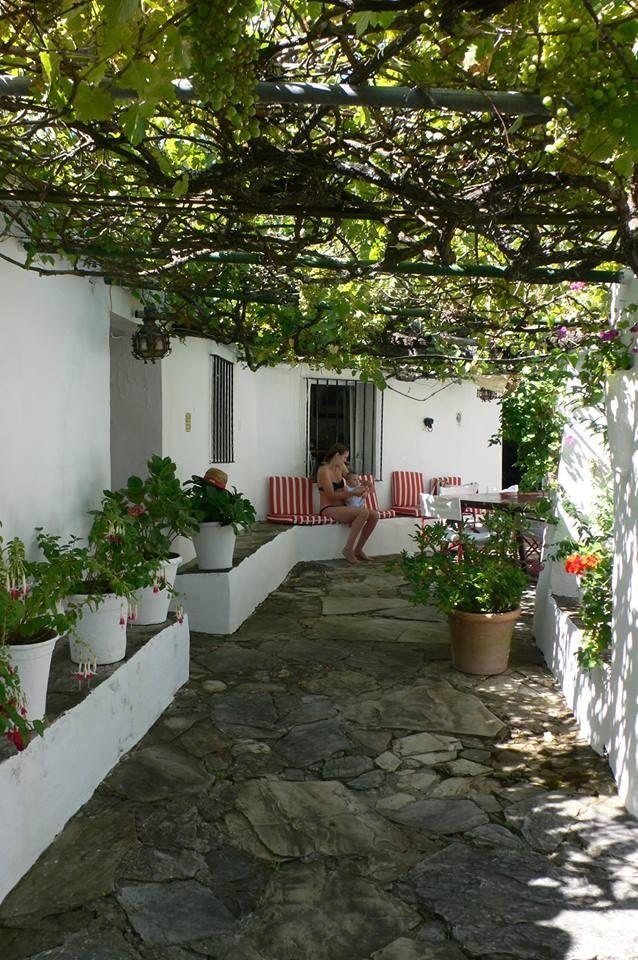 Terraza terrazas green pinterest terrazas patios y jardines - Terrazas casa de campo ...