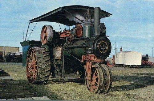 Moonshot5 1911 American Abell Steam Engine Steam Engine
