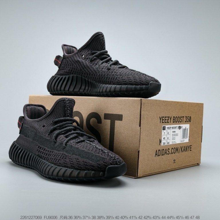 basket yeezy adidas noir
