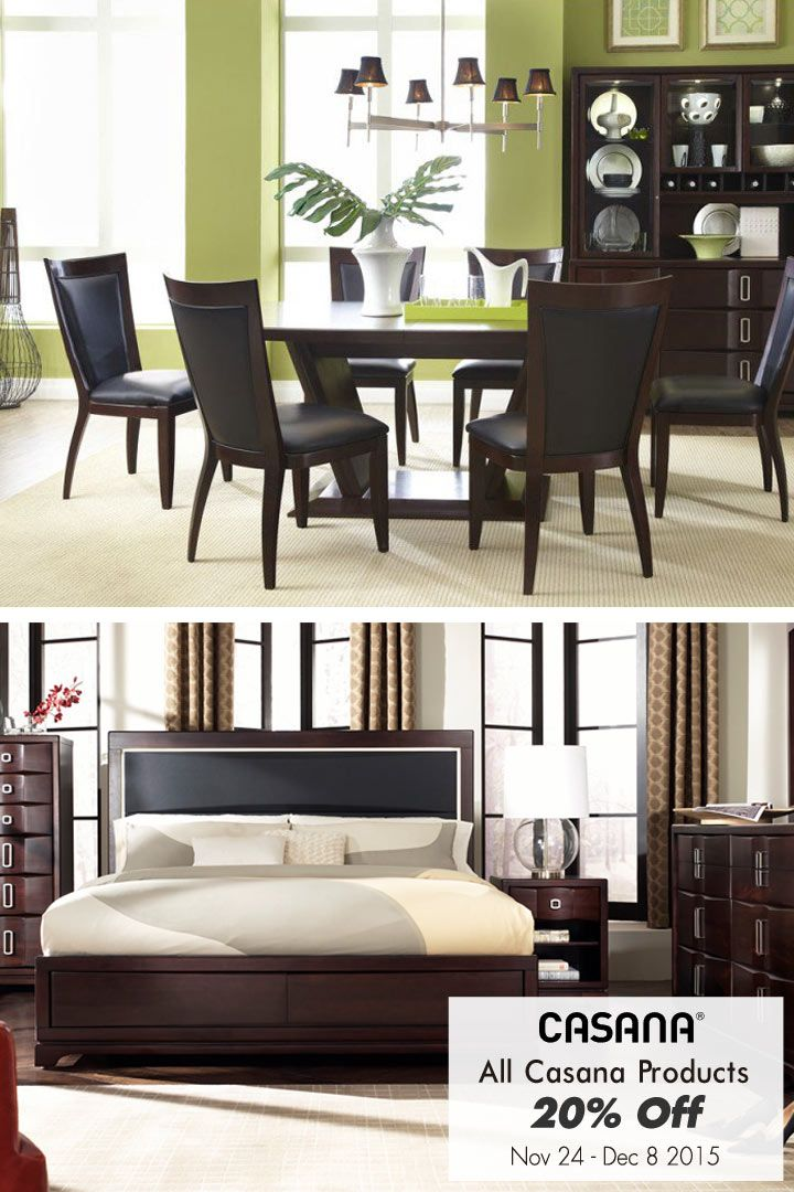 Take 20% Off Your Next Casana Furniture Purchase! Sale Ends December 8th, 2015!