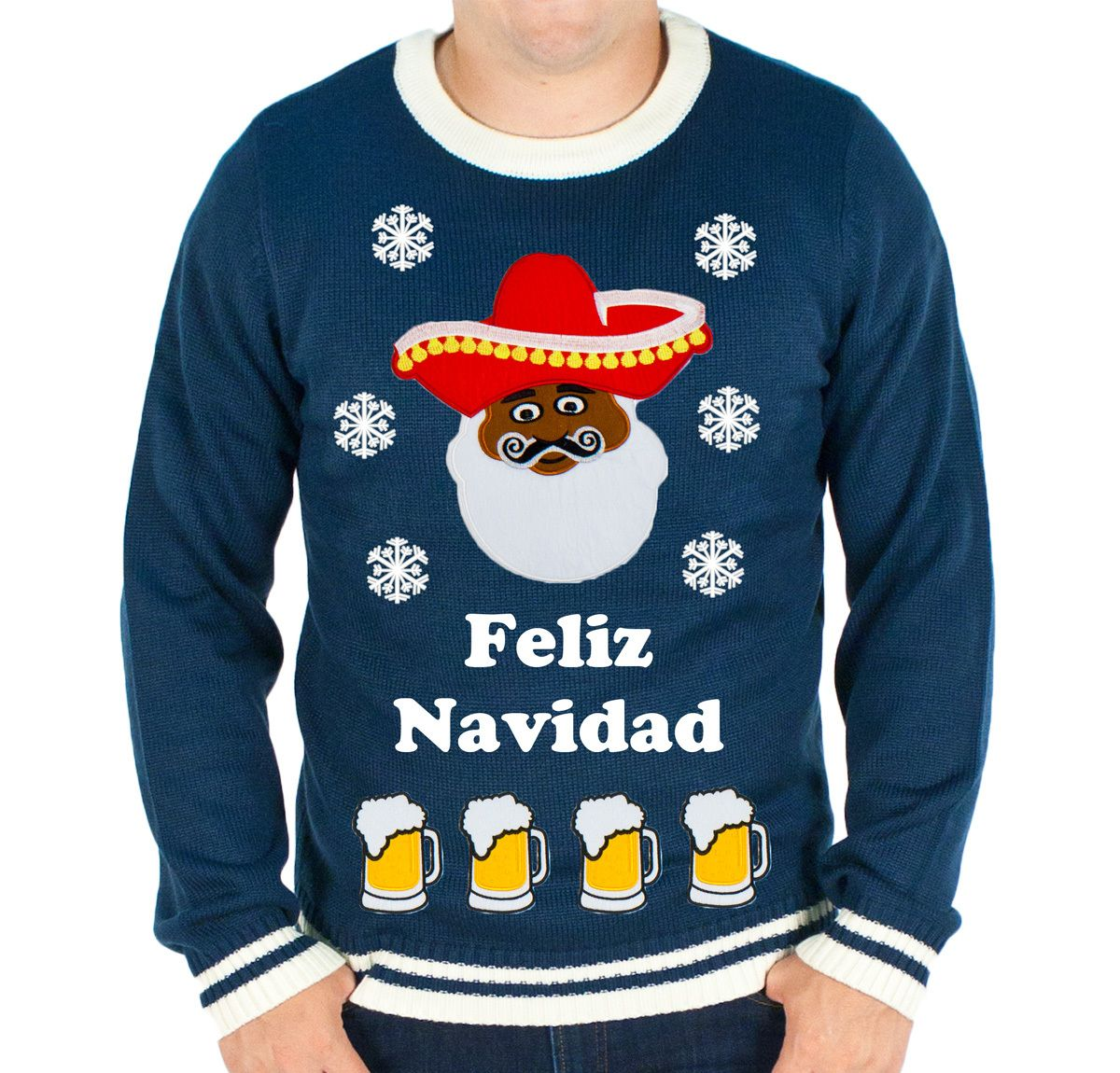 Beer Christmas Sweater.Pin On Men S Sweaters