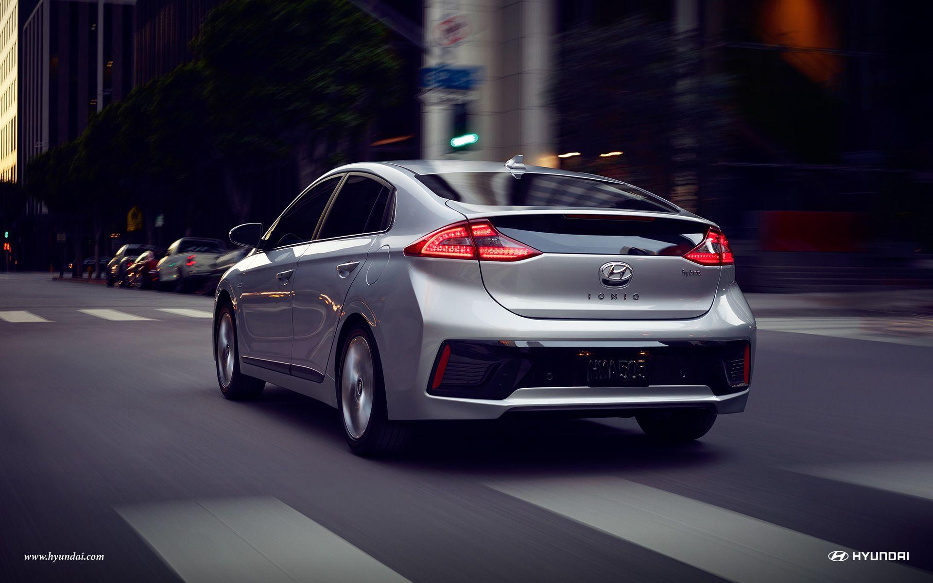 The New Ioniq One Car Three Options Hyundai Cars Hyundai Hyundai Dealership