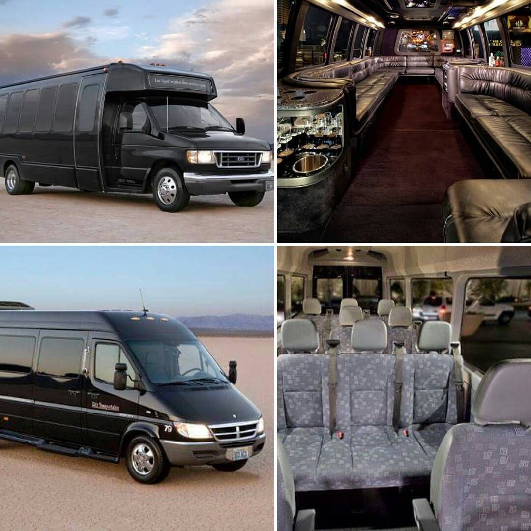 Check out some images from one of our limousine rental