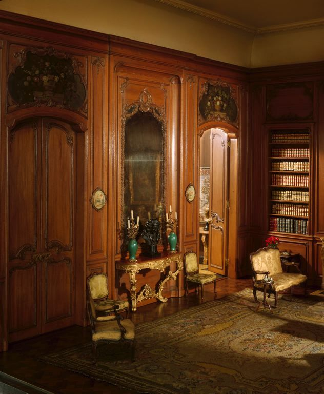 Rooms: Mrs. James Ward Thorne American, 1882-1966, E-20: French