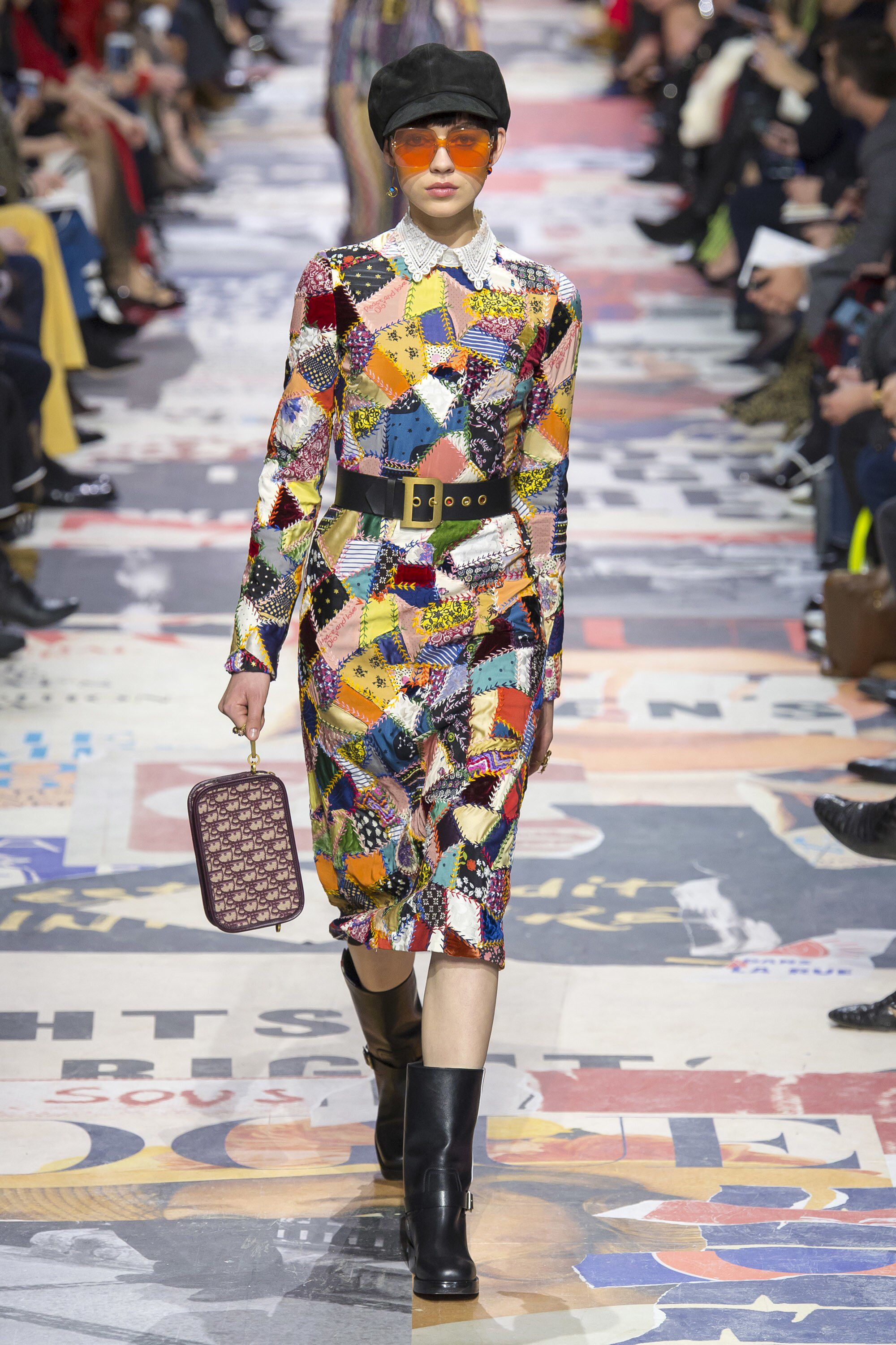 Christian Dior Fall 2018 Ready-to-Wear Fashion Show Collection ... cde3e7a4321
