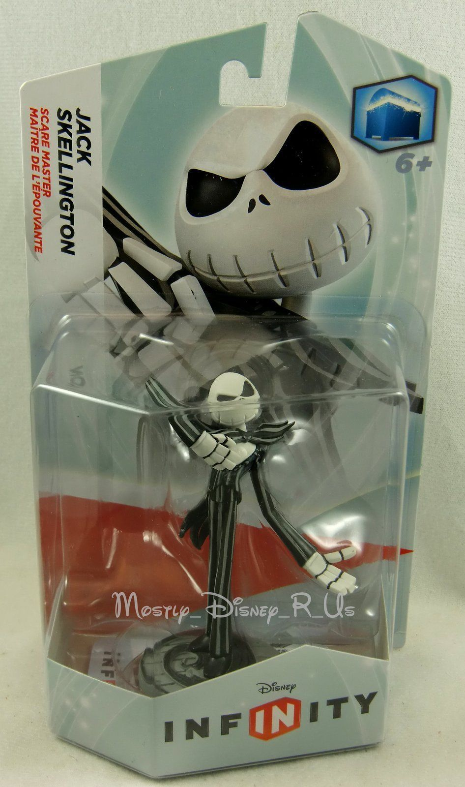 Disney Infinity Jack Skellington Limited Edition Game Figure Toy Wii Xbox360 New Nightmare Before Christmas Tree Disney Infinity Christmas Collectibles